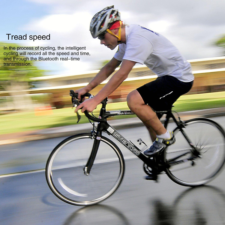 Uboo Sensor de Bicicleta Cadence Impermeable con tecnología ...