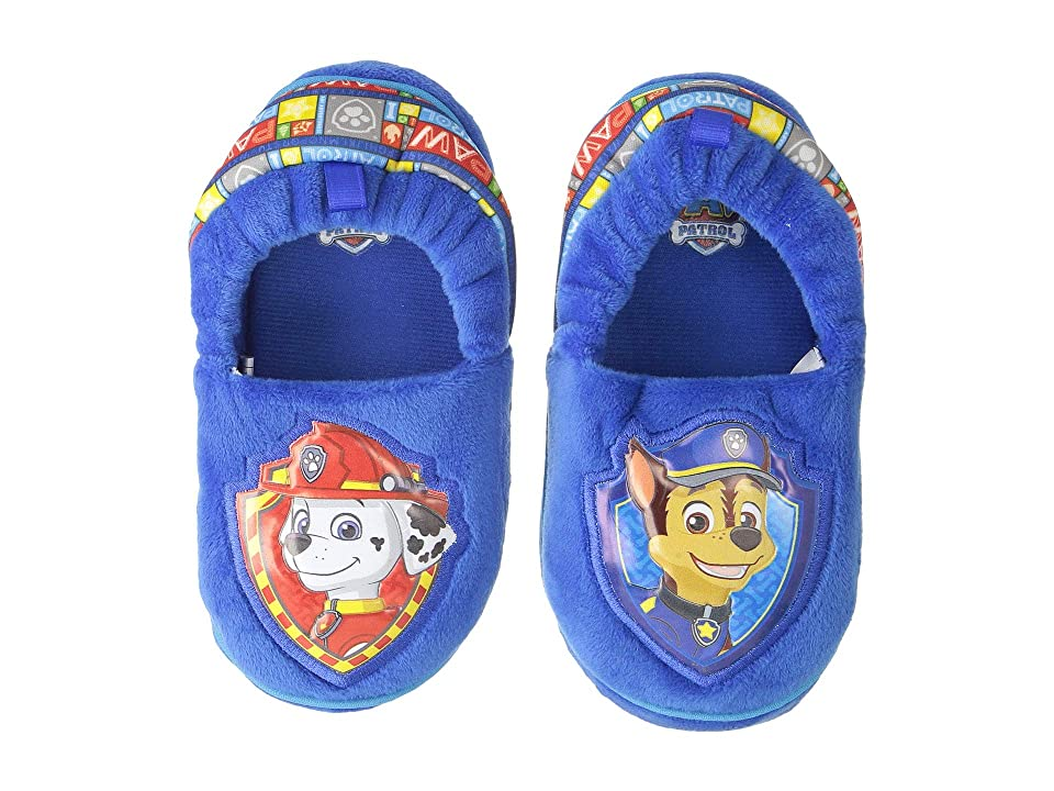 Josmo Kids Paw Patrol Slipper (Toddler/Little Kid) (Blue) Boys Shoes
