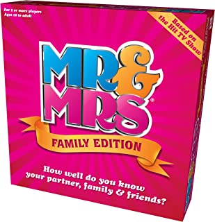 Rascals Mr & Mrs Family Edition Game