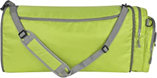 Convertible Crossbody Duffel, Lime, One Size