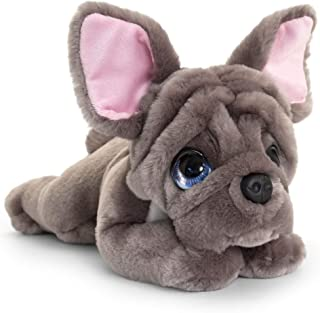 French Bulldog Signature Cuddle Puppy Dog Cute Family Pet Plush Sot Toy Keel 32cm