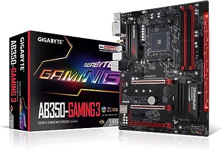GIGABYTE AMD B350チップセット搭載マザーボードGA-AB350-Gaming 3