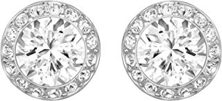 Swarovski Women's Angelic Stud Pierced Earrings, part of the Swarovski Angelic Collection