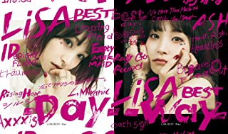 LiSA BEST -Day-&LiSA BEST -Way-(完全生産限定盤)(2CD+BD+Tシャツ)