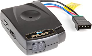 Reese Towpower 74378 Pilot Brake Controller, Black