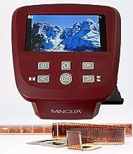 """$139 » MINOLTA Film & Slide Scanner, Large 5"""" Screen, Convert Color & B&W 35mm, 126, 110 Negative & Slides, Super 8 Films to High..."""