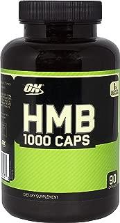 Optimum Nutrition HMB 1000 mg 90 Caps [並行輸入品]