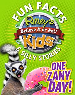 Ripley's Fun Facts & Silly Stories: One Zany Day!, Volume 2