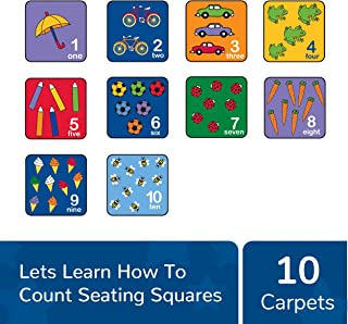 Best colorful numbers 1 10 Reviews