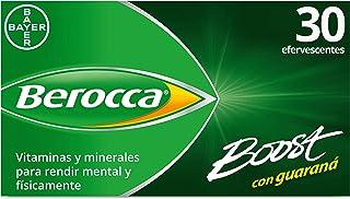 Berocca Boost Comp. Borstelbladen 30 Comp.Buisetten