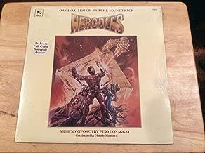 HERCULES (ORIGINAL SOUNDTRACK LP, 1983)