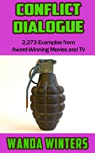 Conflict Dialogue: 2,273 Examples from Award-Winning Movies and TV