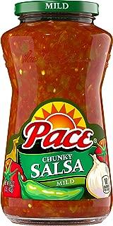 Pace Chunky Salsa, Mild, 16 Ounce
