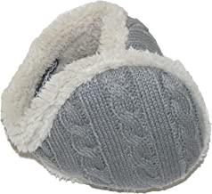 180s Women's Cable Knit Ear Warmers