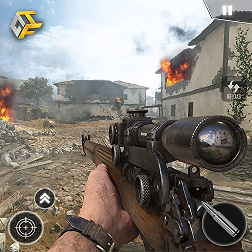 Weltkrieg 2 Counter Shooter Schlachtfeld Überleben