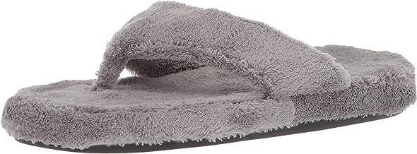 Acorn Women's Spa Thong with Premium Memory Foam