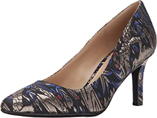 Naturalizer Women's high Heel Leather Court Shoe Natalie