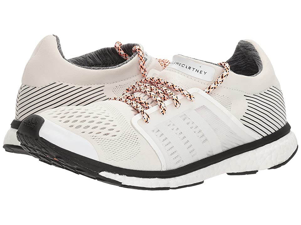 adidas by Stella McCartney Adizero Adios (Core White/Stone/Core Black) Women