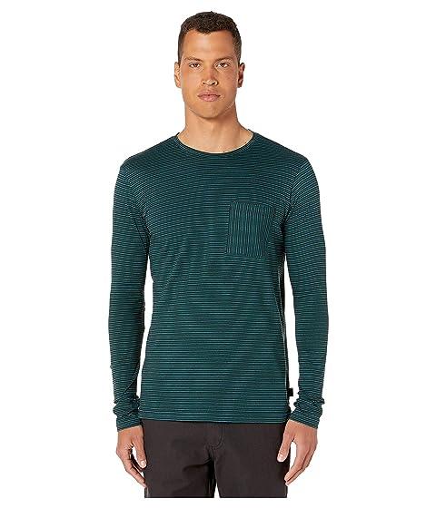 Paul Smith Long Sleeve Micro Stripe Shirt