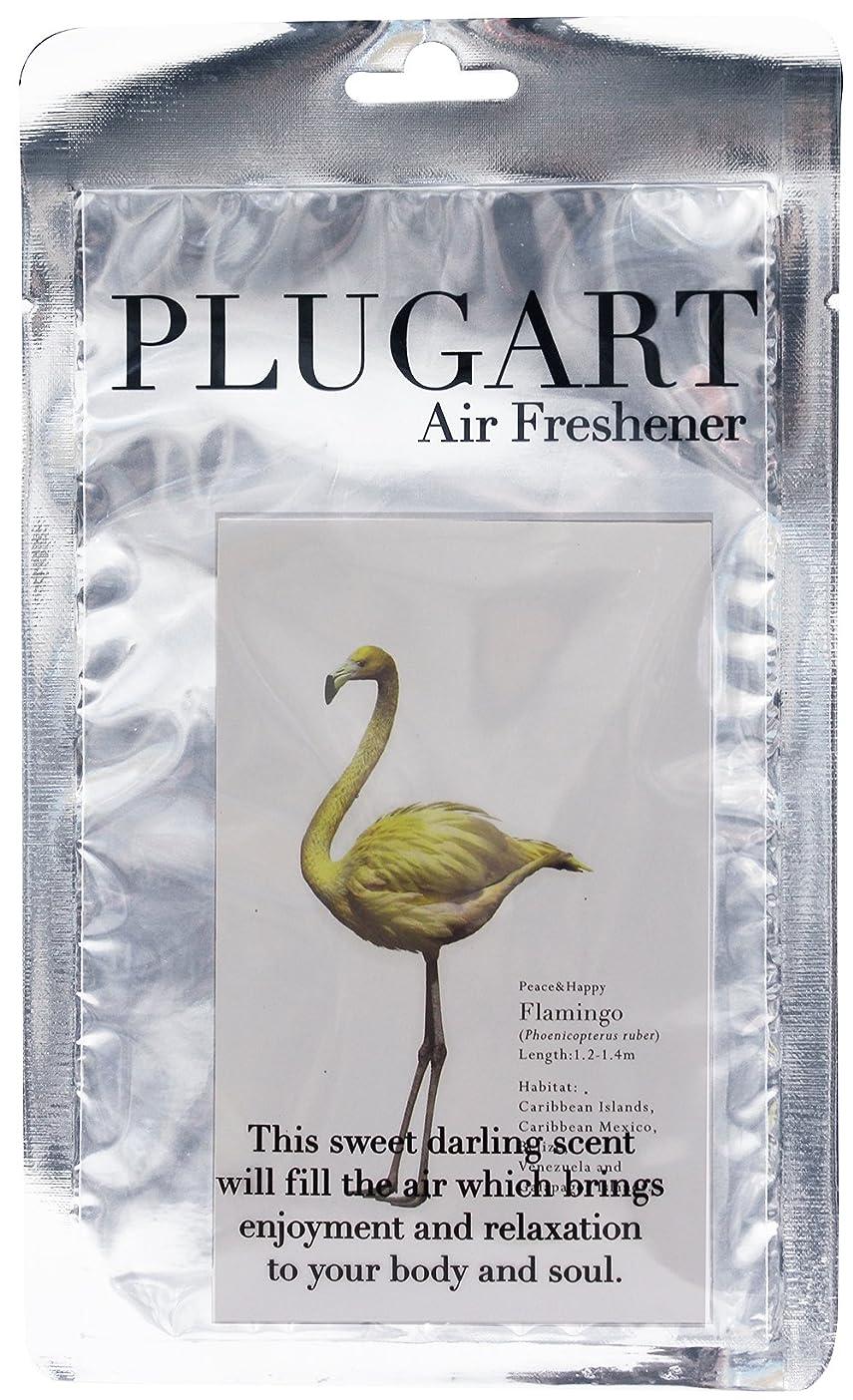 トロイの木馬導体ラメノルコーポレーション サシェ プラグアート ハンガータイプ 消臭 レモンバーベナの香り PLA-2-3