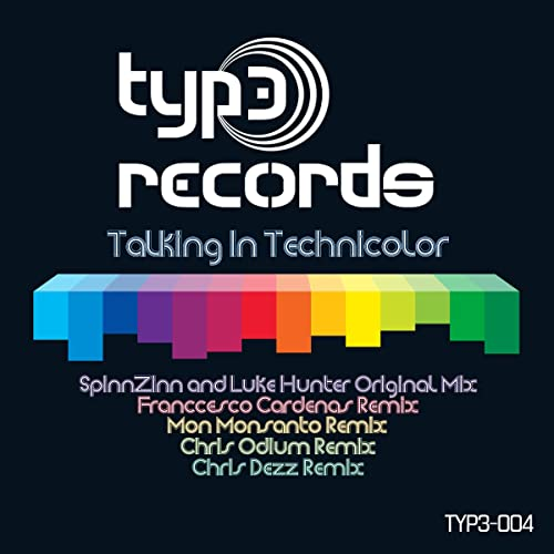 Amazon.com: Talking in Technicolor (Chris Dezz Remix ...