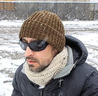 Dohm Otto Merino Wool Winter Hat by Icebox Knitting