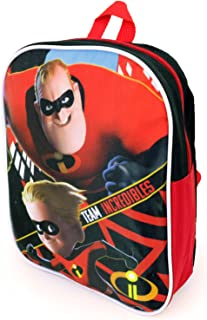 Team Incredibles Dash and Mr Incredible Mini Backpack