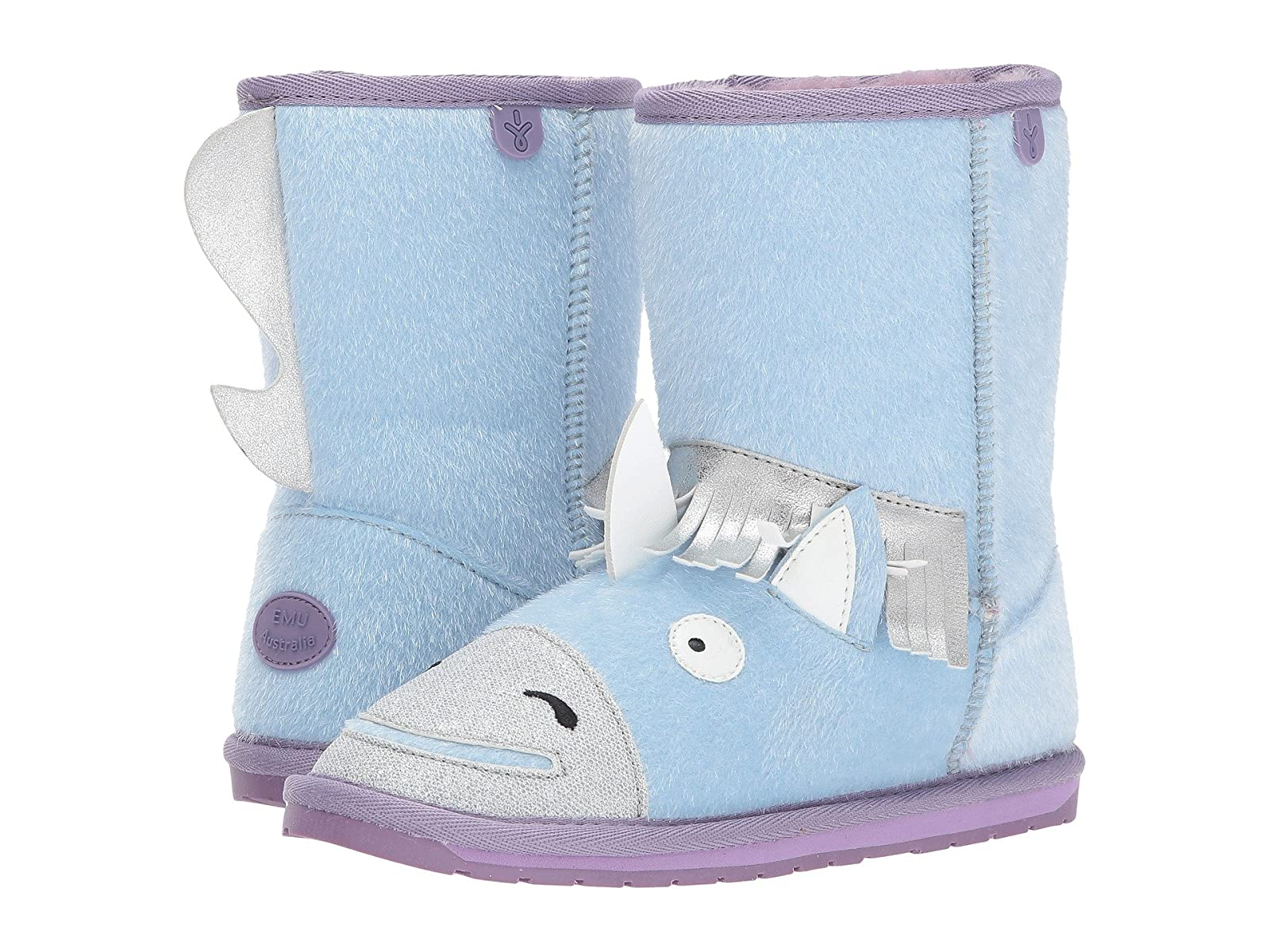 EMU Australia Kids Little Creatures Unicorn (Toddler/Little Kid/Big Kid)Affordable and distinctive shoes