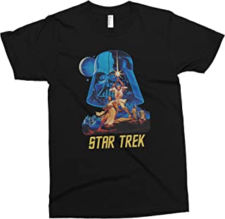 Men's Star Trek Funny T-Shirt