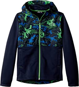 Kickin It Hoodie (Little Kids/Big Kids)