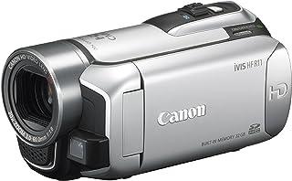 Canon デジタルビデオカメラ iVIS HF R11 スノーシルバー IVISHFR11SL
