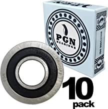 PGN - FR8-2RS Rubber Sealed Flanged Ball Bearing - 1/2