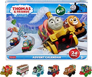 Fisher-Price Thomas & Friends MINIS Advent Calendar (2020)