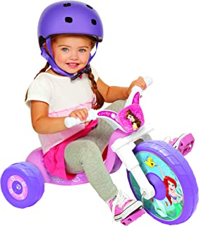 "Disney Princess Heart Strong 10"" Fly Wheels Junior Cruiser Ride-On - Pink"