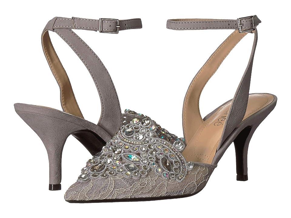 J. Renee Desdemona (Gray) High Heels