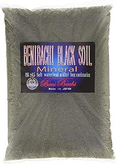サクラドットコム(sakura.com) シュリンプ ブラックソイル ミネラル 1粒2~3mm やや小さめ シュリンプ・水草用 5kg