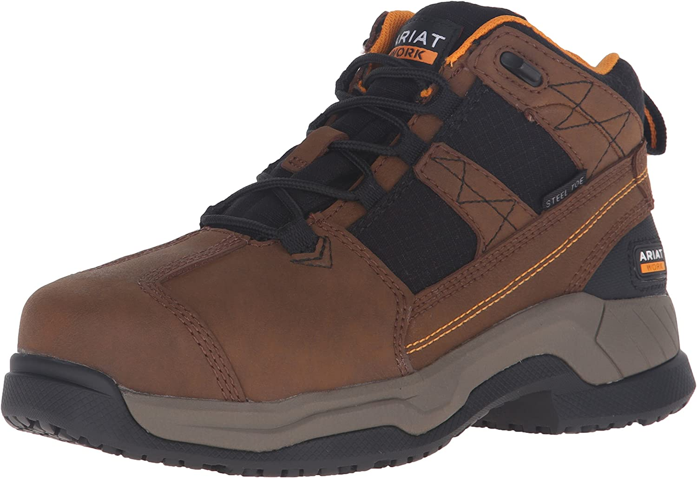 Ariat Woherrar Contender Steel Toe Work Boot Boot Boot  det billigaste