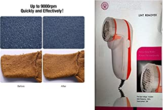 INFINITY ELECTRIC NOVA LINT Remover for for All Woolens Sweaters, Blankets, Jackets