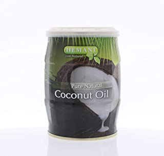 HEMANI 100% Sri Lankan Coconut Oil - 400mL (13.5 OZ) - Pure & Natural - NON-GMO - Vegan - IMMUNE BOOSTING PROPERTIES - Nat...