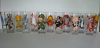 looney tunes glasses 1973