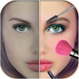 Beauty Makeup Photo Camera