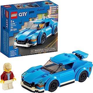 کیت ساختمانی LEGO City Sports Car 60285؛ Playset for Kids ، جدید 2021 (89 قطعه)