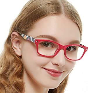 74bdefcc92 OCCI CHIARI Reading Glasses Presbyopic Designer Women 1.0 1.25 1.5 1.75 2.0  2.25 2.5 Strength Pink