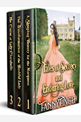 Tales of Secrecy and Enduring Love: A Clean & Sweet Regency Historical Romance Book Collection Kindle Edition