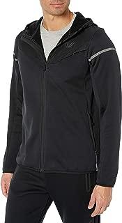Peak Velocity Men's Axiom Full-Zip Water-Repellent Loose-Fit Jacket