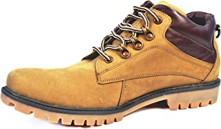 SSG Men's Nu Buck Leather Woody Shoe