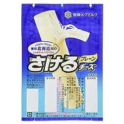 [冷蔵] 雪印メグミルク さけるチーズプレーン 50g