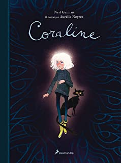 Coraline (edició il·lustrada) (Juvenil)