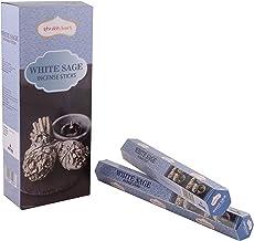 Shubhkart White Sage Incense Sticks - (Pack of 6)