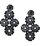 Kate Spade New York - Posy Grove Sequin Statement Earrings